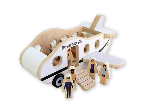 Aeroplane Play Set