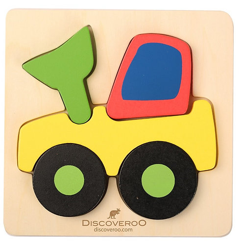 Chunky Puzzle Digger