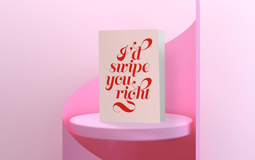 인사말 카드