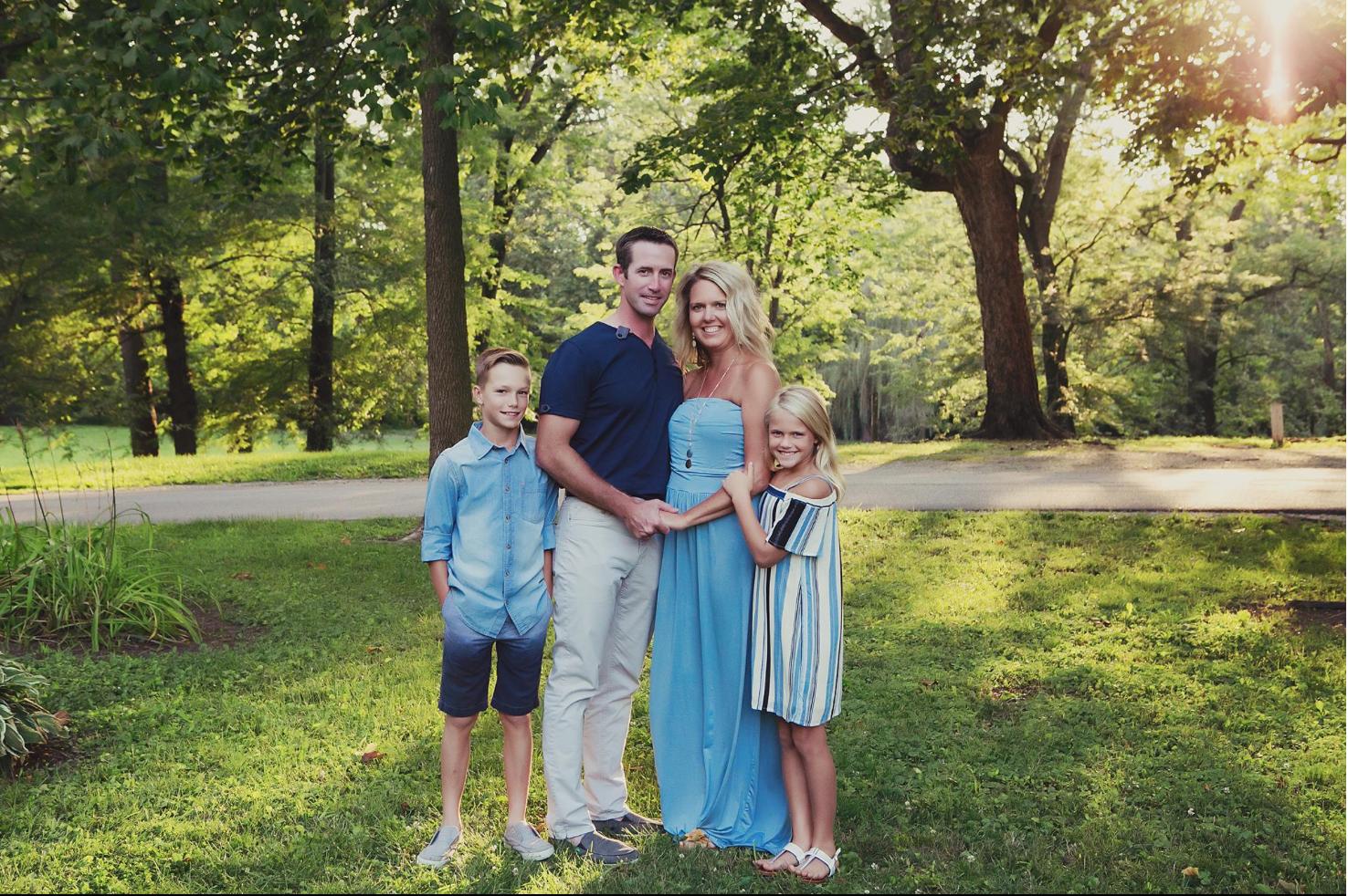 Horizontal Family Pic