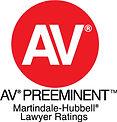 Image - AV Preeminent - Martindale- Hubb