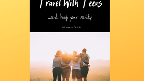 How To Keep Your Sanity When Traveling With Teenagers