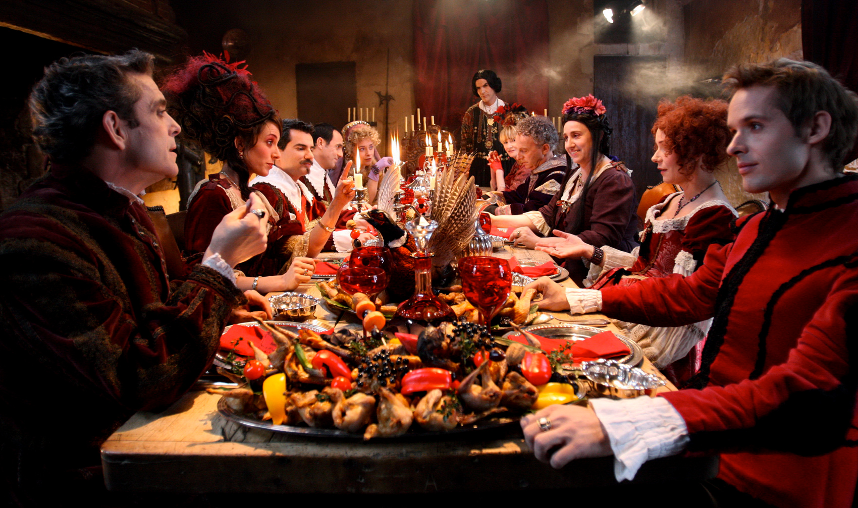 Blue Beard Banquet