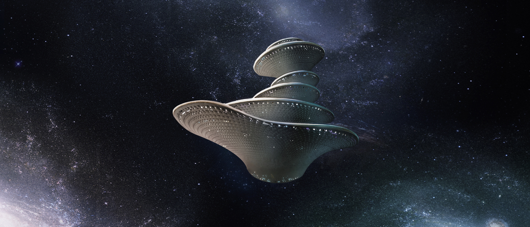 United Galaxy Ship