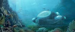 Underwater Vessel
