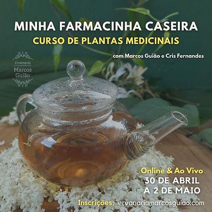 MINHA FARMACINHA CASEIRA ERVANARIAMARCOS