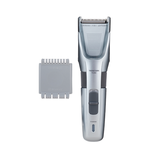 TESCOM World Voltage 1mm-35mm Rechargeable Hair Trimmer/Clipper (wireless)