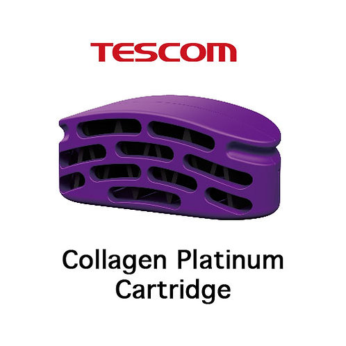 TESCOM Collagen Platinum Cartridge Only - For Model TCD5500,TCD5100,TCD5000