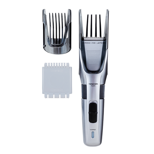 TESCOM World Voltage 1mm-70mm Rechargeable Hair Trimmer/Clipper