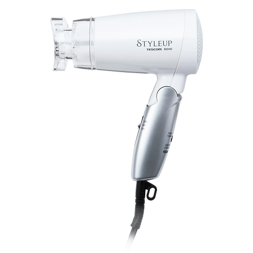 TESCOM Styleup Negative ion world voltage Hair Dryer