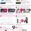 Thumbnail: TESCOM Collagen, Platinum & Nano-Sized Mist 1500W Hair dryer (Made In Japan)