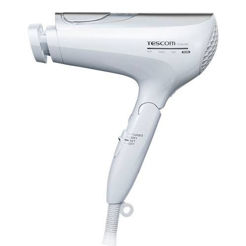 TESCOM Collagen, Platinum & Nano-Sized Mist World voltage Hair dryer (2 Color)