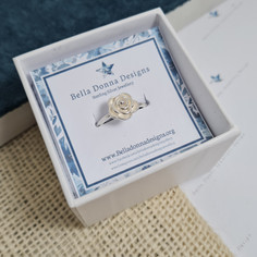Bella Donna Design jewellery sterling silver jewelry