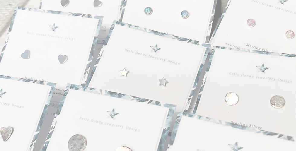 Bella Donna Jewellery designs mini sterl