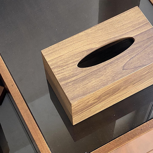 Wooden Tissue Box Cover for 550 tissues
