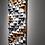 Thumbnail: Wood Mosaic 36x83 cms Wall Art - Woodeometry