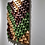Thumbnail: Wood Mosaic 60x80 cms Wall Art - Woodeometry