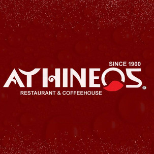 athineos restaurant logo