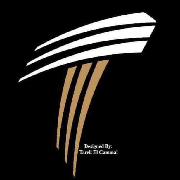 tarek el gammal designs logo