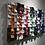 Thumbnail: Wood Mosaic 84x48 cms Wall Art - Woodeometry