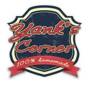 yank's corner burger logo