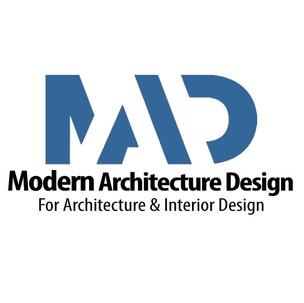 modern archtecture design logo