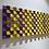 Thumbnail: Wood Mosaic 100x44 cms Wall Art - Woodeometry