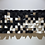 Thumbnail: Wood Mosaic 92x36 cms Wall Art - Woodeometry