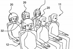 Airbus are at it again...this time it's in-flight hair dryers! - David Wardell