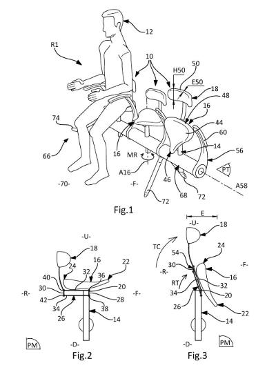 Airbus Patent - folding seat #1.png