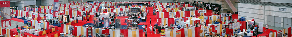 INPEX, America's, if not the world's, largest inventors expo