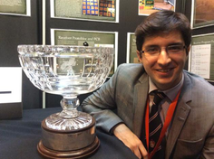Young Engineer's Top Award Announced