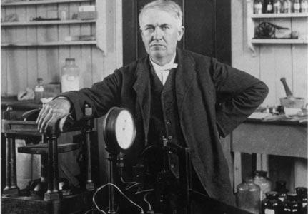 A Glum Edison