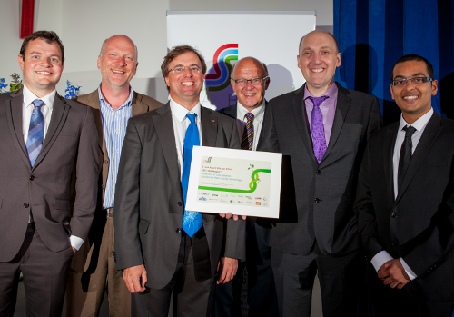 StarStream wins Product of the Year 2014.png