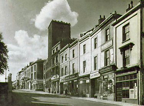 Watts's Tower in Cheese Lane
