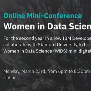 Women in Data Science Mini-Conference