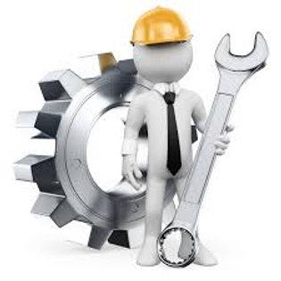 Construcción Riego Automático