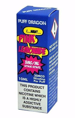 Pink Lemonade 10ml - Puff Dragon