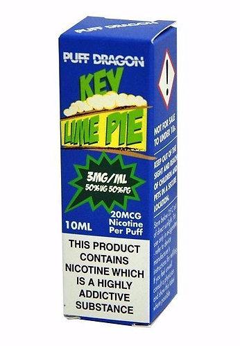 Key Lime Pie 10ml - Puff Dragon