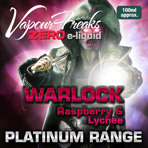 Warlock - 100ml Vapour Freaks