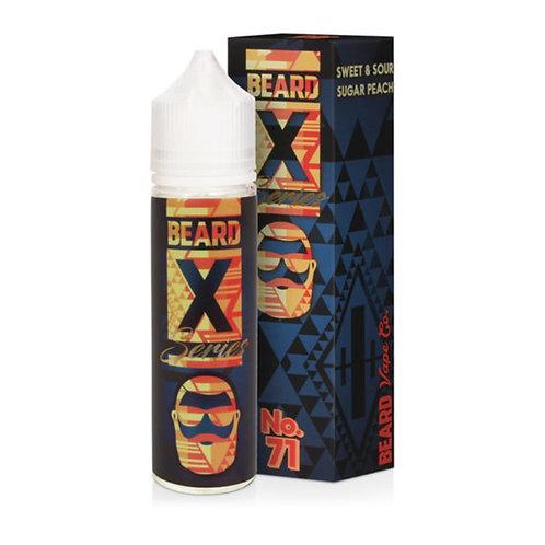 No. 71 - 50ml Beard Vape Co. X Series