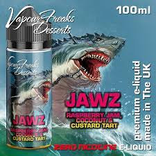 Jaws - 100ml Vapour Freaks