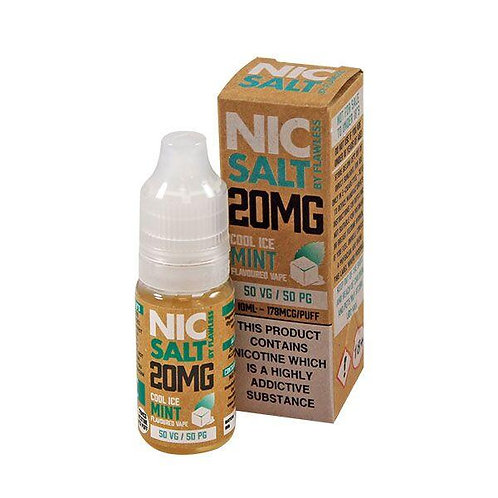 Cool Ice Mint - 20mg 10ml Nic Salt