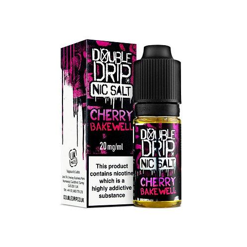 Cherry Bakewell Nic Salt - 10/20mg 10ml Double Drip