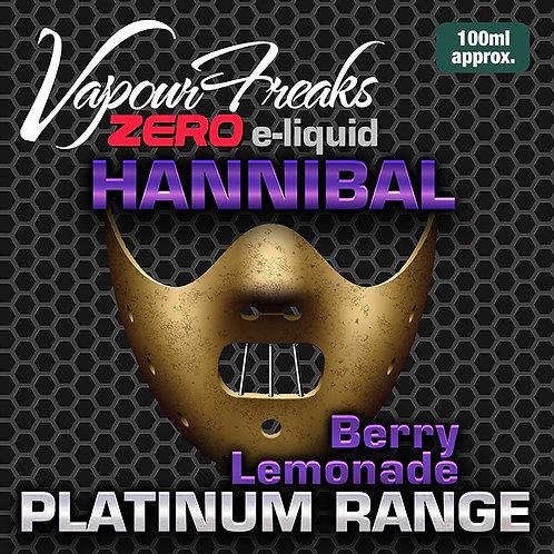 Hannibal - 100ml Vapour Freaks