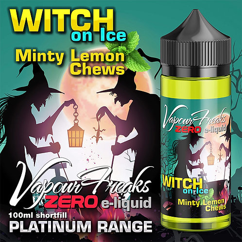 Witch On Ice - 100ml Vapour Freaks