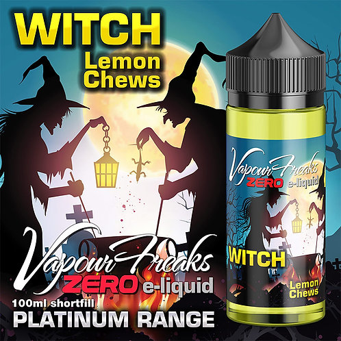 Witch - 100ml Vapour Freaks