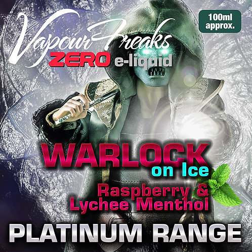 Warlock On Ice - 100ml Vapour Freaks