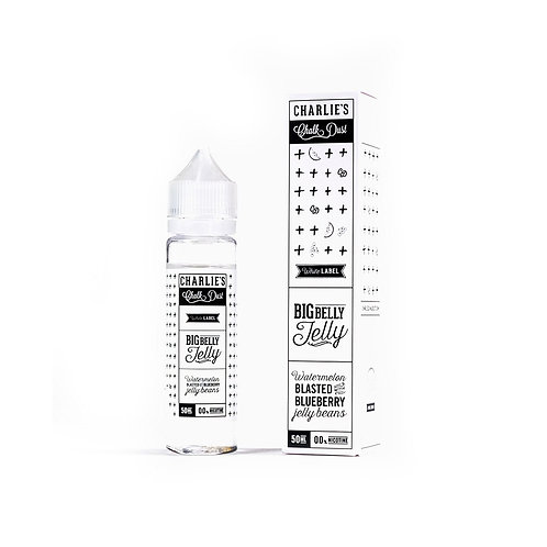 Big Belly Jelly - 50ml Charlie's Chalk Dust