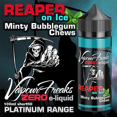 Reaper On Ice - 100ml Vapour Freaks